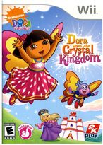 Nintendo wii TM dora the explorer TM: dora saves the crystal kingdom