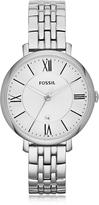 Fossil Jacqueline Stainless Steel Women's Watch