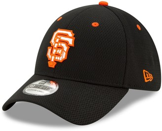 New Era Youth Black San Francisco Giants 2020 Batting Practice 39THIRTY Flex Hat