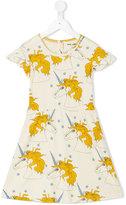 Mini Rodini Unicorn Star Wing dress - kids - Organic Cotton - 3 yrs