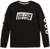 Volcom Graphic-Print Cotton Shirt, Toddler & Little Boys (2T-7)