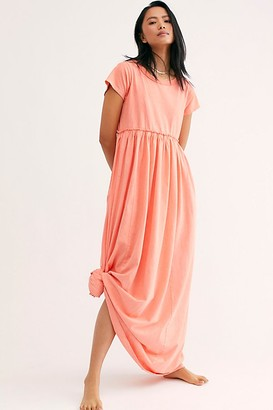 Free People Carissa Tee Dress