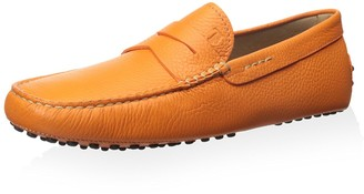 Tod's Men's Leather Driver Moc
