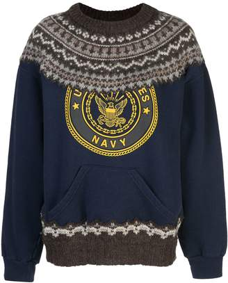 Rentrayage The Outlaw King jumper