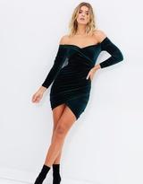 Bardot Alex Wrap Dress
