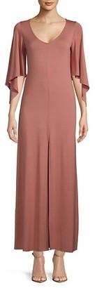 Rachel Pally Marielle Bell-Sleeve Long Dress