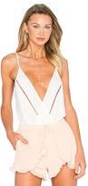 Lovers + Friends Vision Cami Bodysuit