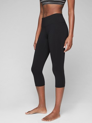 Athleta High Rise Chaturanga Capri