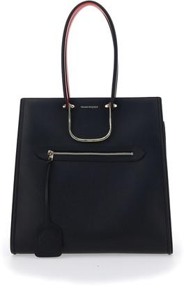Alexander McQueen Top Handles Tote Bag
