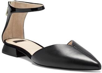 Louise et Cie Cicilia Pointed Toe Flat
