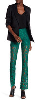 Sandro Lace Overlay Trouser