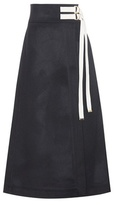 Marni Wool, Angora And Cashmere Skirt