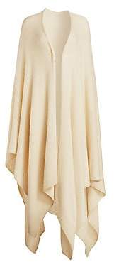 The Row Women's Hern Cashmere-Blend Cape