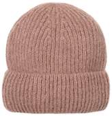 Oliver Bonas Mohair Turn Up Beanie Hat