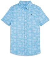 Vineyard Vines Boys' Tuna Batic Button-Down Shirt