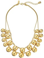 Kate Spade Ring It Up Double Strand Necklace