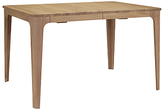 John Lewis Ebbe Gehl for Mira 4-8 Seater Extending Dining Table