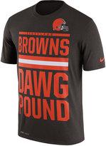 Nike Men's Cleveland Browns Local Fans T-Shirt