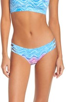 Becca Women's Cosmic Cutout Bikini Bottoms