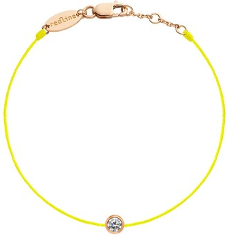 Redline Pure Diamond Flourescent Yellow Cord Bracelet