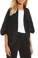 M.S.S.P. Dolman Sleeve Velour Jacket