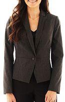 JCPenney Worthington® Seamed Jacket - Petite