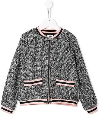 Karl Lagerfeld Paris Boucle jacket