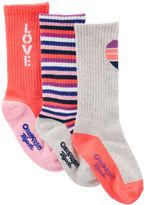 Osh Kosh 3-Pack Active Tube Socks