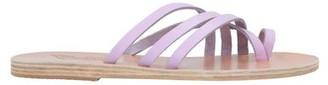 Ancient Greek Sandals Toe post sandal