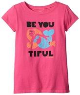Life is Good Be You Mermaid CrusherTM Tee (Little Kids/Big Kids)