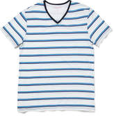 Derek Rose Alfie 4 White Men'S S/S V/N T-Shirt