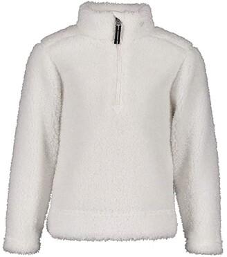 Obermeyer Superior Gear Zip Top (Toddler/Little Kids/Big Kids) (White) Kid's Clothing