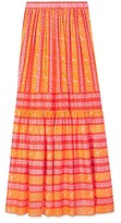 Tory Burch Sunwise Maxi Skirt