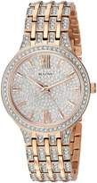 Bulova Women's 98L235 Dress Watch