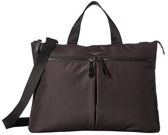 Knomo London Dalston Copenhagen Brief (Black) Briefcase Bags