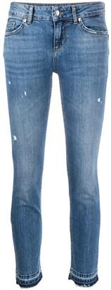 Liu Jo Small Rips Skinny Jeans