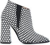 Pollini 'Lame Pop' boots