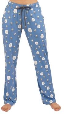 Munki Munki Vintage Peanuts Woodstock Pajama Pants