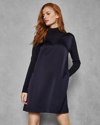 Ted Baker CINDEY Mockable tunic dress