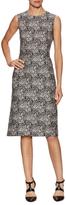Prabal Gurung Sheath Cotton Dress