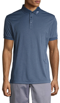 J. Lindeberg Tour Tech Reg Jersey Polo Shirt
