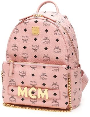MCM Zaino Trilogie Stark Backpack