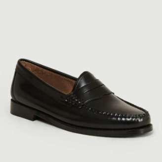 G.H. Bass G.H.Bass - Black Weejuns Whitney Loafers Shoes - 36