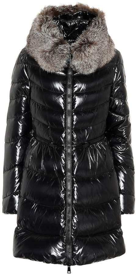 23b4e8c68 Mirielon fur-trimmed down coat