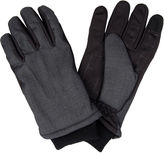 Dockers Woven Cold Weather Gloves