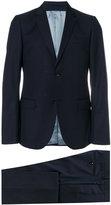 Gucci Monaco bees two-piece suit - men - Cupro/Wool - 48