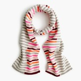J.Crew Girls' mixed-stripe scarf