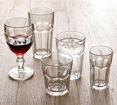 Pottery Barn Café Glasses, Set of 6