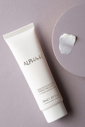 Alpha-h Liquid Gold Ultimate Perfecting Mask with Ferulic & Lactic Acids By in White