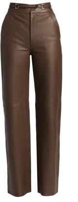 REMAIN Birger Christensen Bocca Leather Pants
